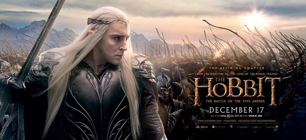 Король эльфов Трандуил (Ли Пейс)